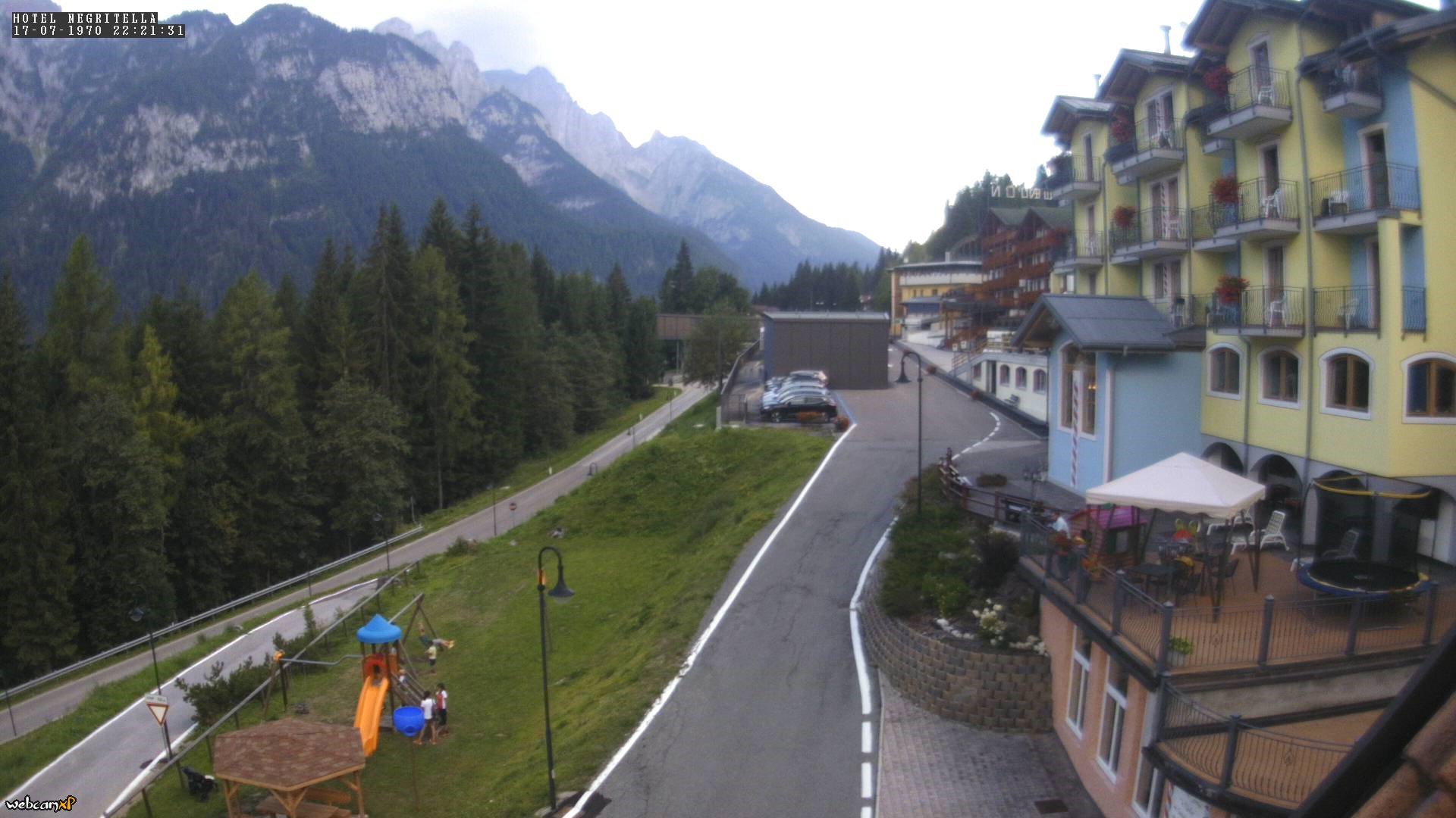 Webcam Hotel Hotel Negritella Folgarida